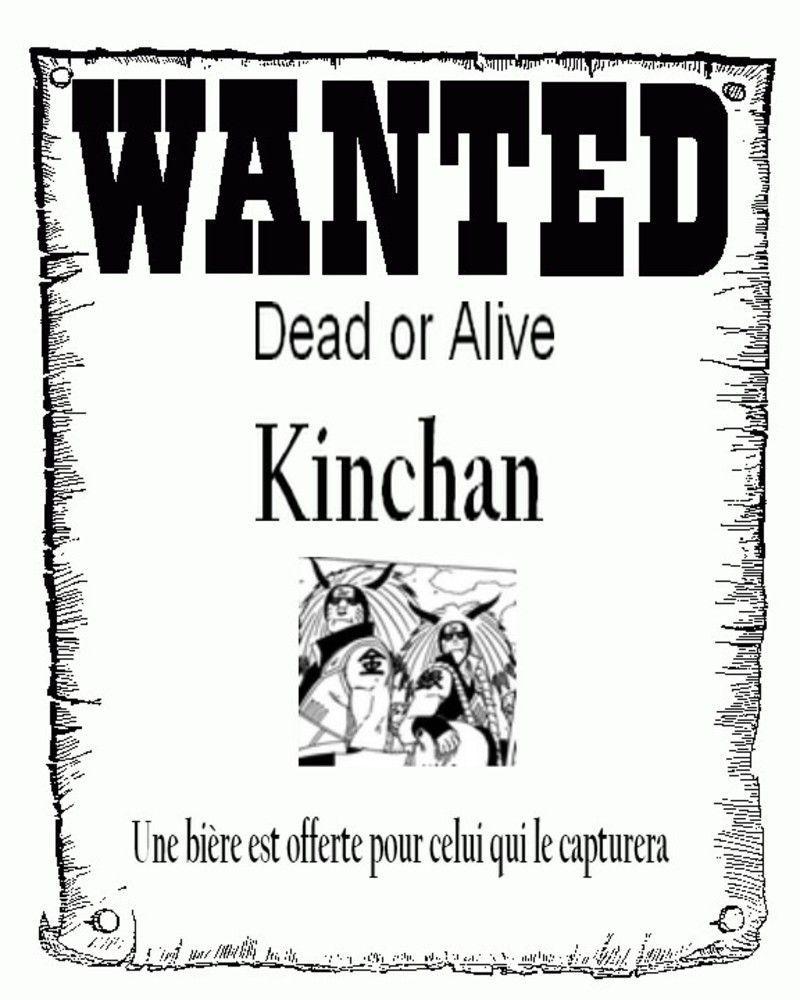 wanted kinchan